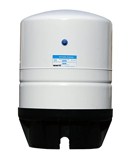 Watts Premier 119008 10-Gallon White Metal Pressure Storage Water Tank