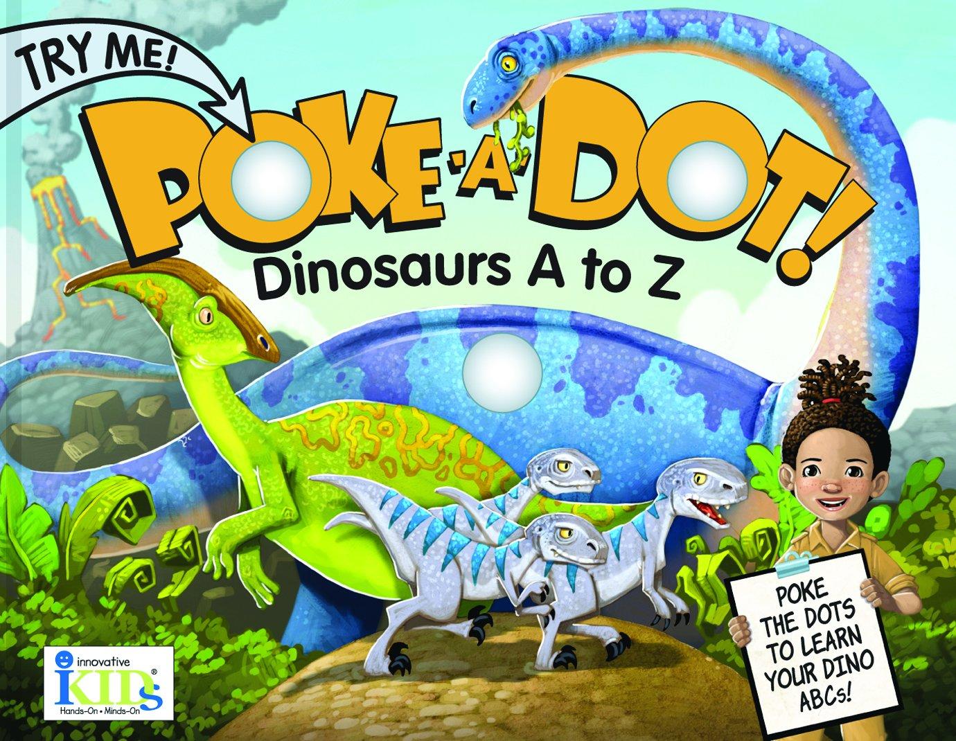 Dinosaurs A to Z (Poke-a-dot)