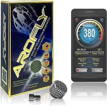 Arofly - Potenciómetro para bicicletas y fitness con aplicación ...