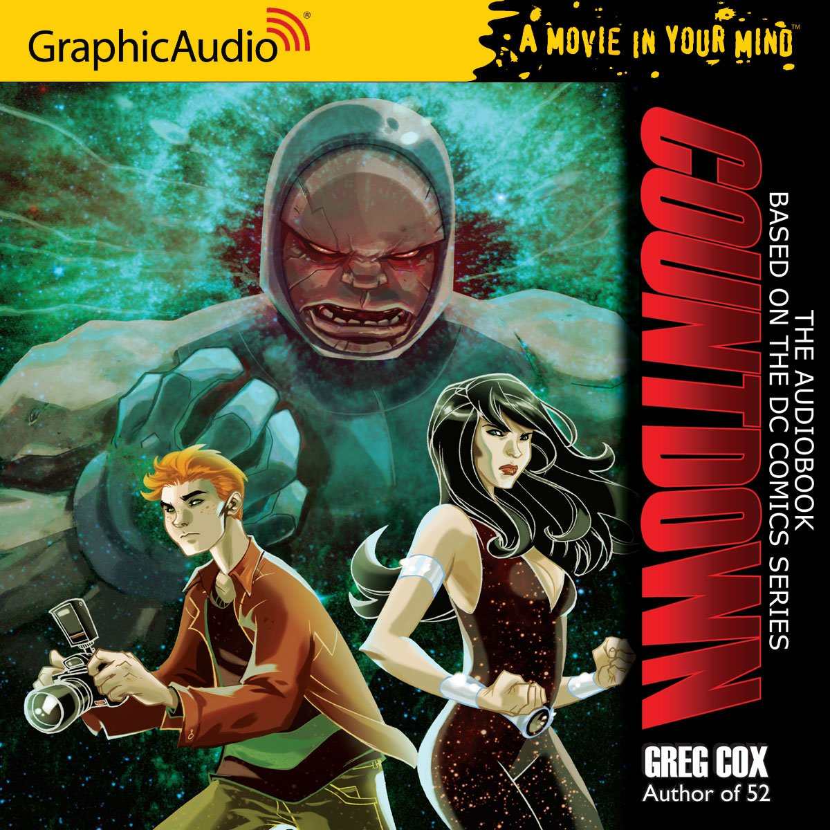 DC Comics - Countdown (A Movie in Your Mind): Greg Cox: 9781599506296:  Amazon.com: Books
