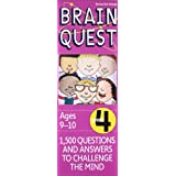 Brain Quest Grade 4, revised 4th edition: 1,500 Questions and Answers to Challenge the Mind (Brain Quest Decks)