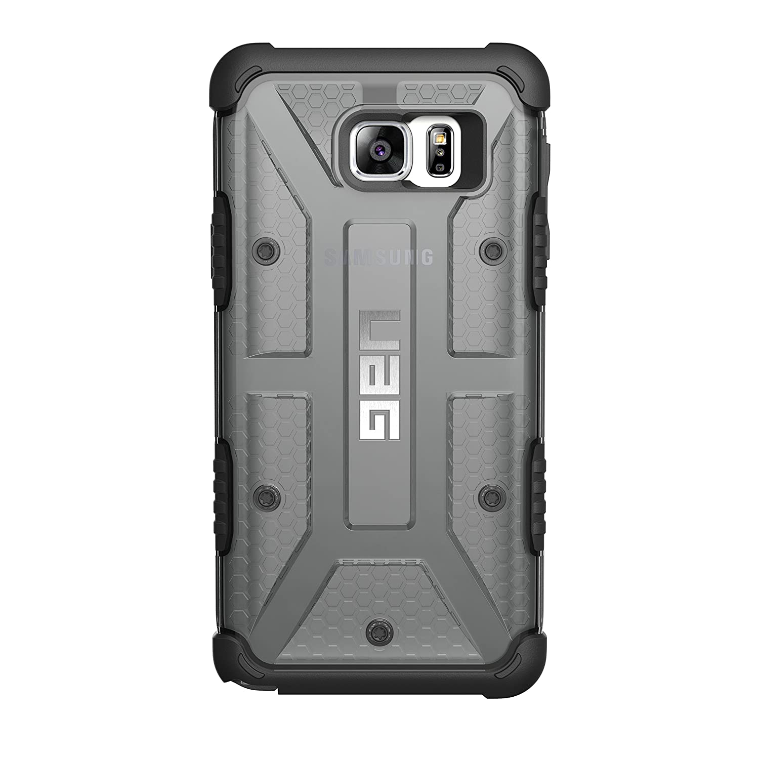 sports shoes f25ce 26089 UAG Samsung Galaxy Note 5 Feather-Light Composite [ICE] Military Drop  Tested Phone Case