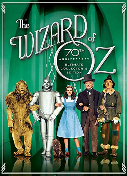 Wizard of Oz [70th Anniversary [Reino Unido] [DVD]: Amazon ...