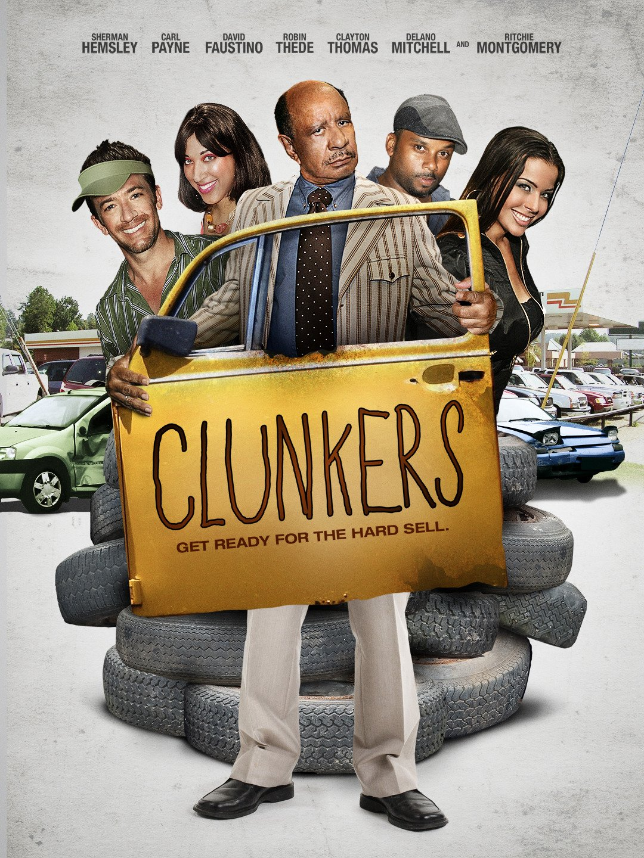 Clunkers on Amazon Prime Video UK