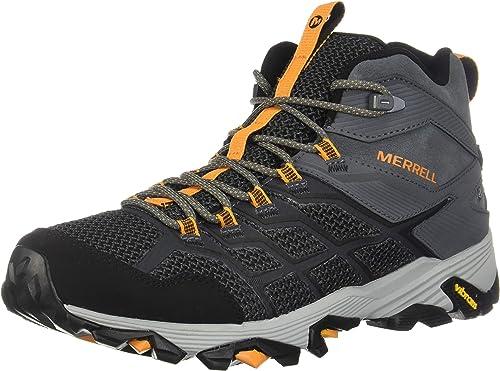 merrell moab fst 2 mid waterproof boot - mens company