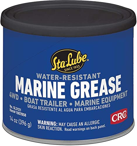 Sta-Lube Water-Resistant Marine Grease