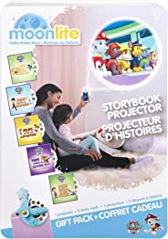 Moonlite, PAW Patrol Gift Pack with Storybook Projector for Smartphones and 5 Story Reels