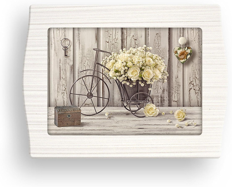 Vassoio da cucina Shabby Yellow Roses