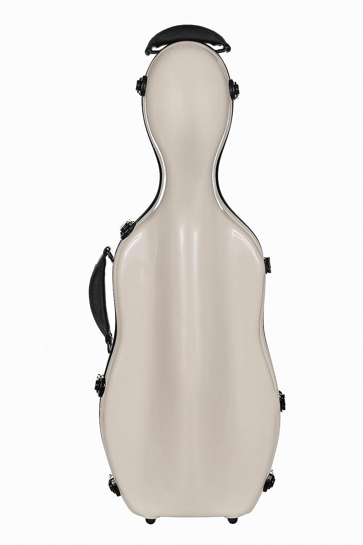 Estuche de viola fibra Ultra Light 38-43 Perla M-Case: Amazon.es: Instrumentos musicales