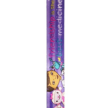 Offray Doc McStuffins Craft Ribbon 7 8 Inch By 9 Feet