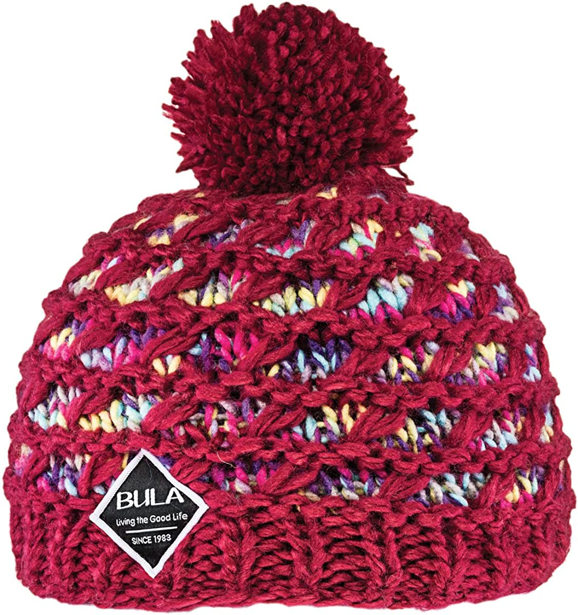 Blue Bula Women/'s Soft Beanie Navy