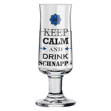 Schnapsgläser Mit Stiel ritzenhoff 3230010 schnapsglas mit stiel weirich h14 amazon de