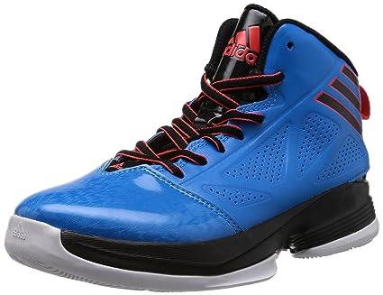 adidas Performance - Zapatillas de Baloncesto para niño, Color, Talla 4,0 UK