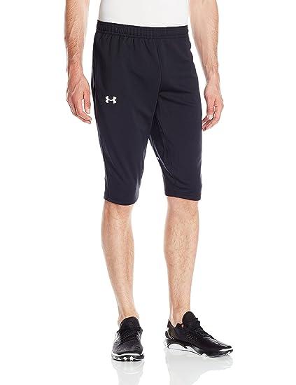 276da9b54230 Amazon.com  Under Armour Men s Challenger Knit ¾ Pants  Sports ...