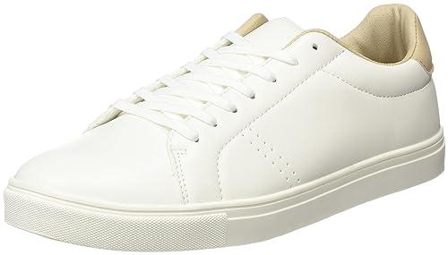 Springfield Smart, Zapatillas para Hombre, Blanco (White), 45 EU: Amazon.es: Zapatos y complementos