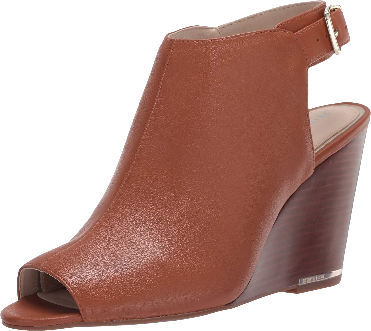 Kenneth Cole New A surprise price is realized York Women's Latest item Pump Peep Wedge Toe
