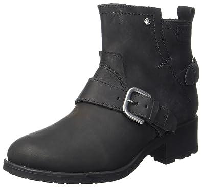 f5449a0f56d8 Dockers by Gerli Damen 41BL203-300100 Chelsea Boots, (Schwarz), 38 ...