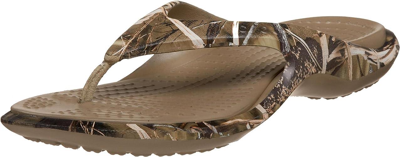 Crocs Men's Baja Realtree Flip Flop