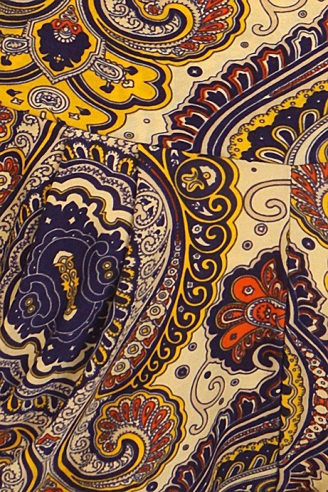 Sassy Apparel Women's Melete Print Stylish Harem Style Summer Shorts (Large/X-Large, Multi) by SASSY APPAREL (Image #4)
