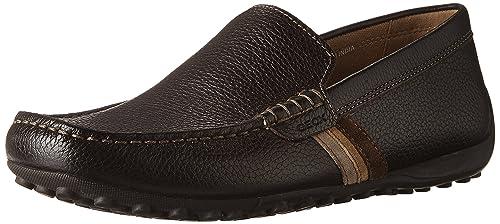 35d7176f Geox Textil U SNAKE MOC ART.U U1107U46C6009 - Mocasines para hombre, color  marrón, talla 44: Amazon.es: Zapatos y complementos