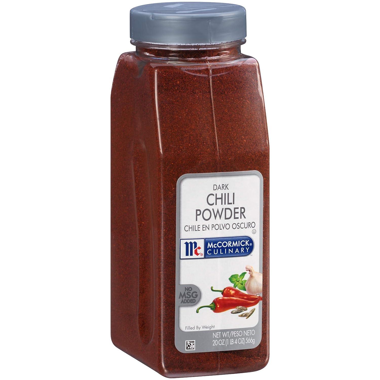 McCormick Culinary Dark Chili Powder, 20 oz