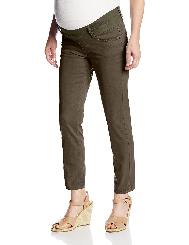 Maternal America Women's Maternity Skinny Ankle Jean P8A-W