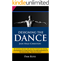 Designing the Dance: Jade Hale-Christofi book cover