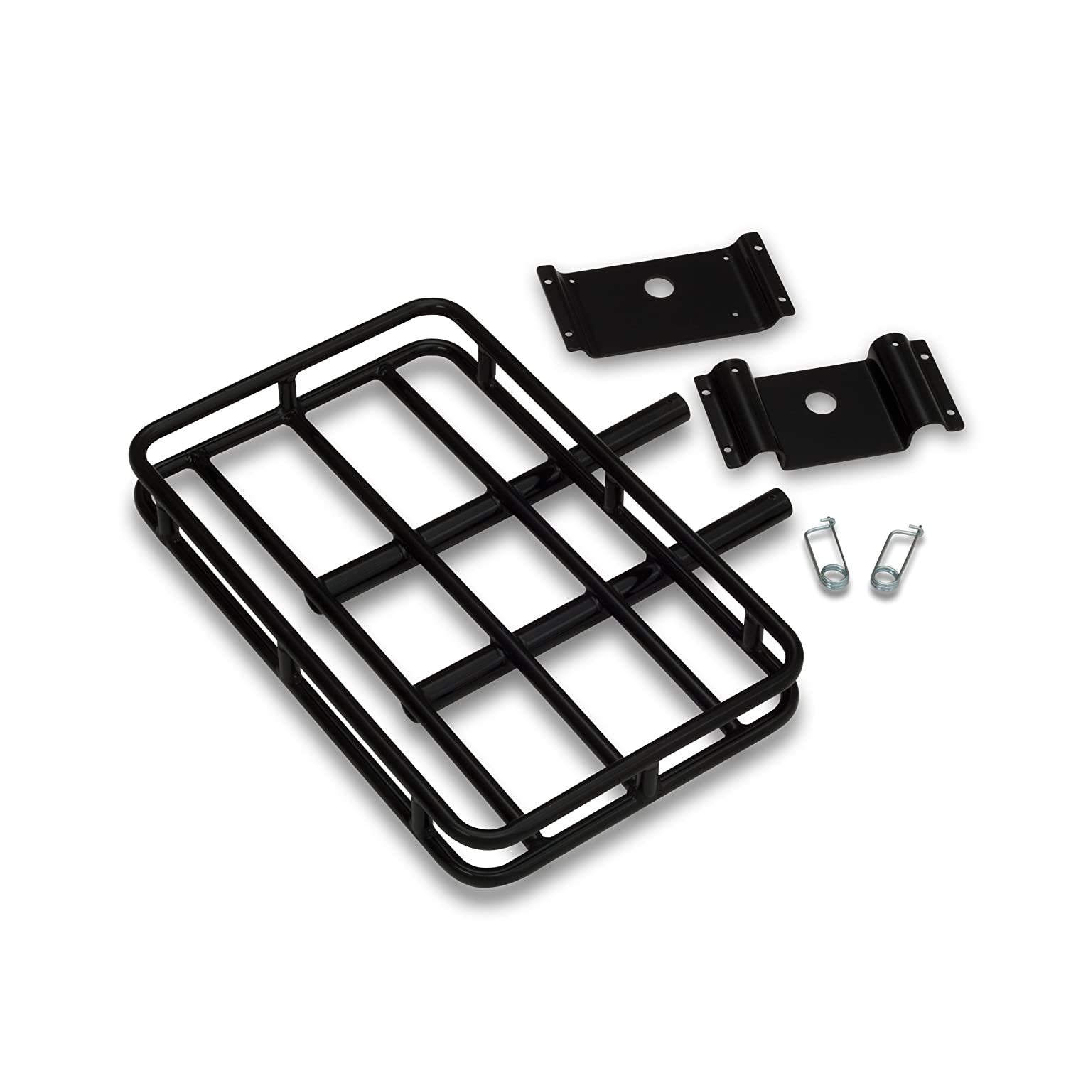 52-828 Universal Trailer Hitch Rack Show Chrome Accessories