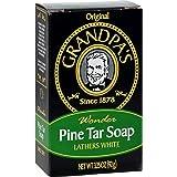Grandpa's Soap Pine Tar Bar Soap - 3.25 Oz