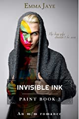 Invisible Ink: M/M romance (Paint Book 3) Kindle Edition
