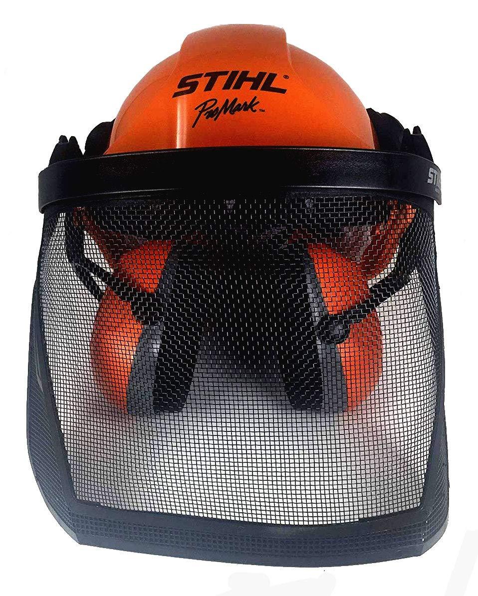 Stihl 7010-871-0199 ProMark Forestry Helmet System by Stihl (Image #3)