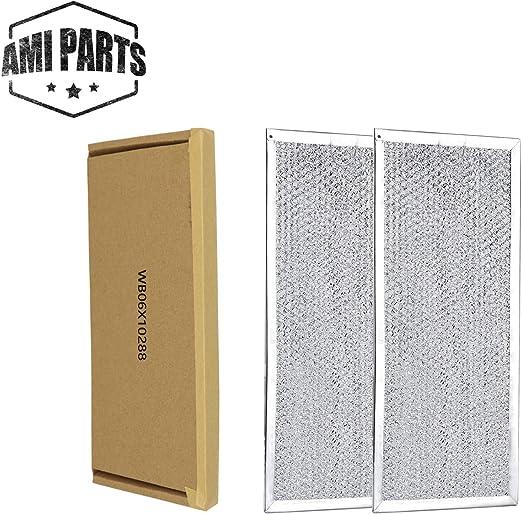 Amazon.com: Filtro de grasa para horno de microondas ...