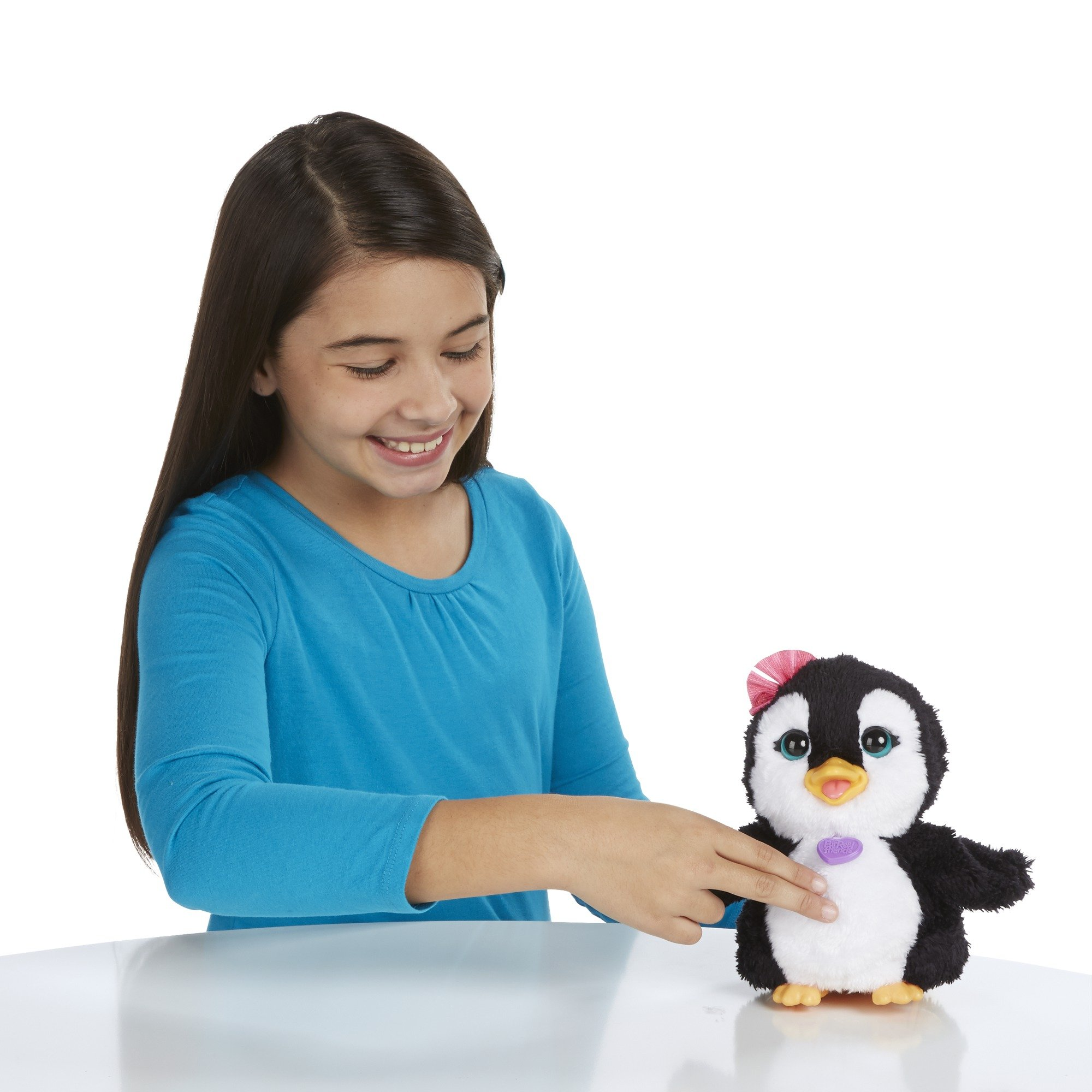 FurReal Friends Happy to See Me Pets Piper, My Dancing Penguin Pet by FurReal (Image #6)