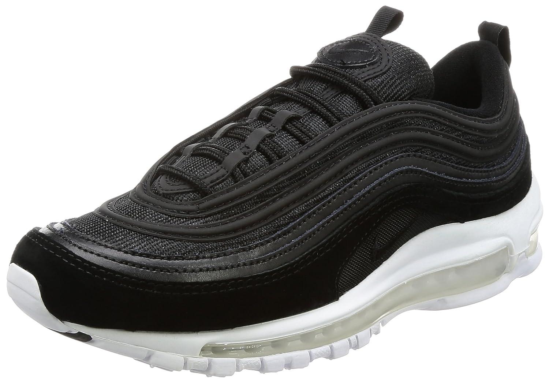 Nike Herren Air Max 97 Traillaufschuhe Beige  45.5 EUSchwarz (Black/Black white 003)