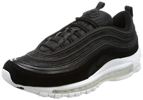 c06ce3f8326b46 Nike Air Max 97, Scarpe da Trail Running Uomo, Nero Black-White 003