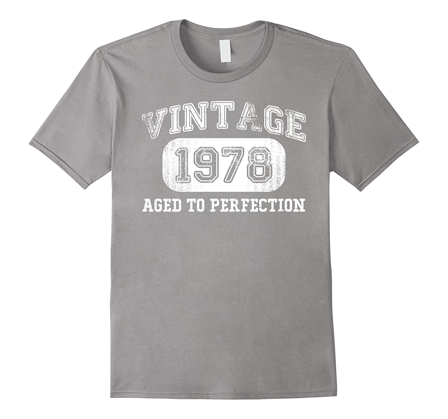Born in 1978 T-shirt 39th Birthday Gifts Vintage 39 yrs Year-TH