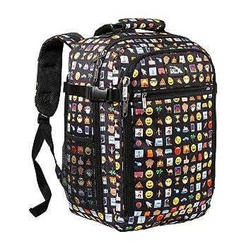 b9637dd6851 Cabin Max️ Mini Metz 30 Liter Underseat Carry On Luggage - 18x14x8  Weekender Bag - Ideal