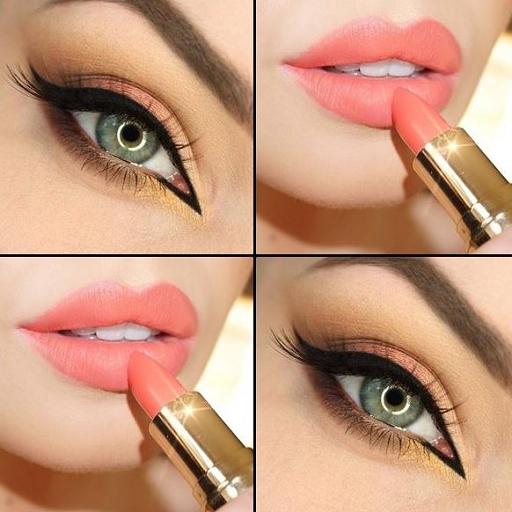 Makeup is beautiful