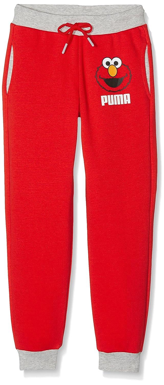 Puma Sesame Street Sweat, Pantalone Bambino 590712