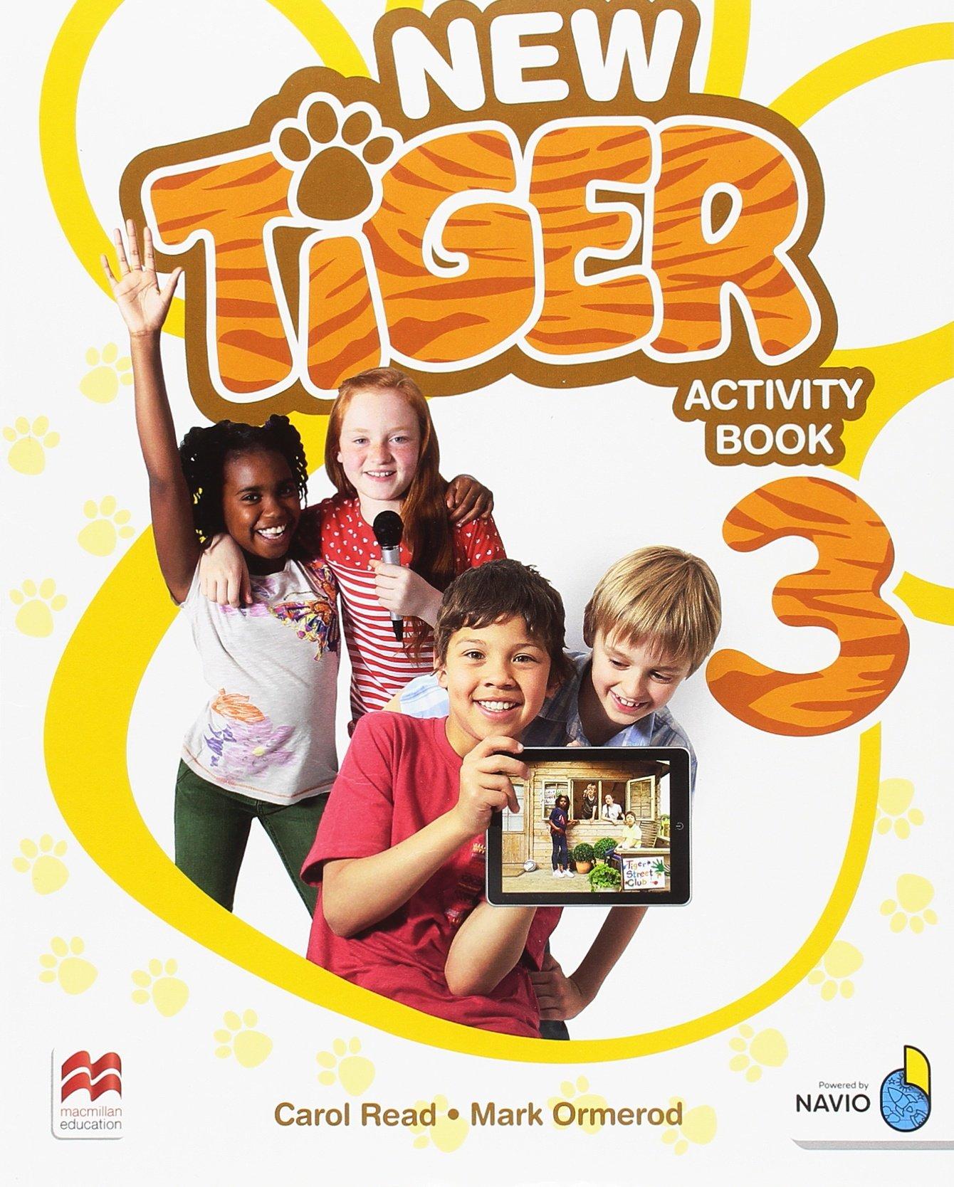 NEW TIGER 3 Ab Pk: Amazon.es: Read, C., Ormerod, M.: Libros en idiomas extranjeros