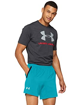 a4106bd8f Under Armour Speed Stride - Pantalón Corto para Hombre (Tejido de 17,78  cm): Amazon.es: Deportes y aire libre