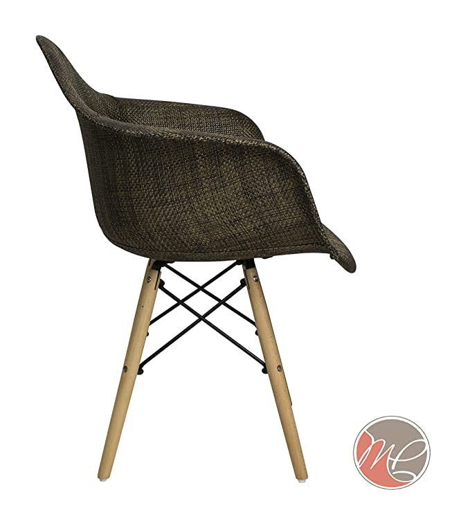 Fine Amazon Com Madison Park Set Of 4 Modern Contemporary Eames Pdpeps Interior Chair Design Pdpepsorg