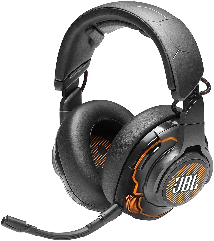 auriculares gamer con cancelacion de ruido JBL Quantum ONE