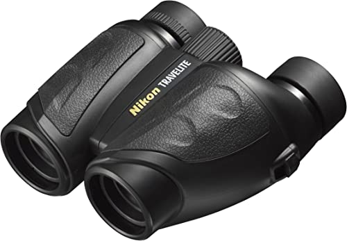 Nikon Binoculars travellators Write VI 12X25 Porro Prism Formula 12 Times 25 Caliber T612X25