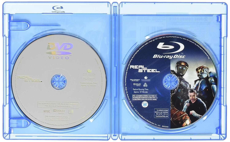 Real Steel 2 Blu-Ray Edizione: Stati Uniti USA Blu-ray ...