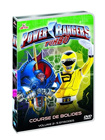 Power Rangers Turbo, vol.2