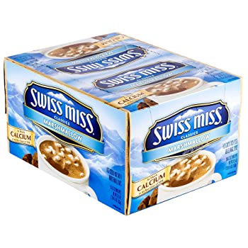 Swiss Miss 635937 Marshmallows Hot Chocolate Mix
