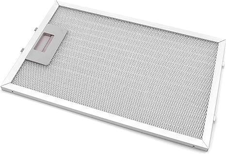 vhbw Filtro de grasa para Teka DM70 INOX VR.03, DM70 VR.02, DM70 VR.03, DM70110V60HZ, DM70INOX VR 02, DM70VR02, DM70VR03 campana extractora aluminio: Amazon.es: Grandes electrodomésticos