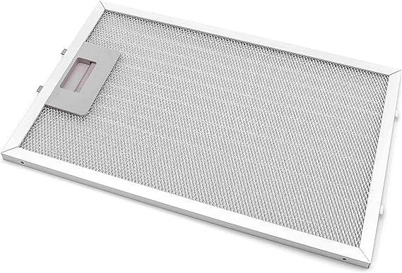 vhbw Filtro de grasa para Teka CT721, CT721VR01, DG190, DG90, DG90UK, DM, DM 70, DM-70, DM-70 VR03, DM-70VR02 campana extractora aluminio: Amazon.es: Grandes electrodomésticos