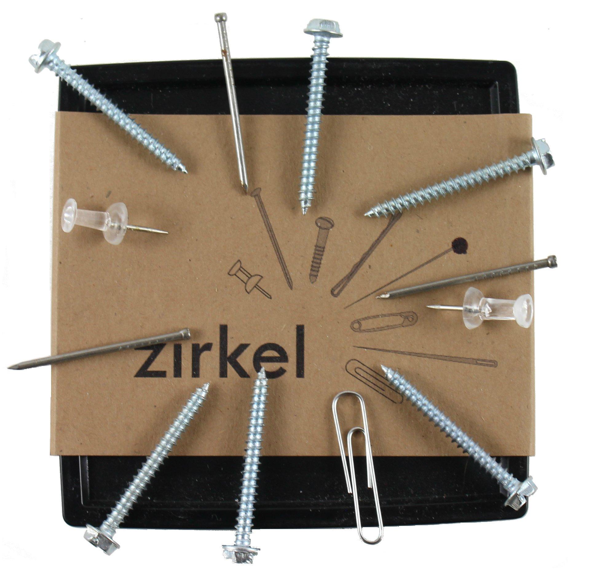Zirkel Magnetic Organizer ZMOR Pin Cushion by The Zirkel